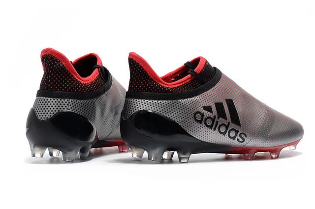 Футбольные бутсы adidas X 17+ Purechaos FG
