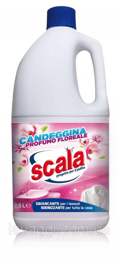 Відбілювач Scala Candegina Floreale 2.5L