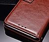 Кожаный чехол-книжка для Xiaomi Redmi S2 черный, фото 3