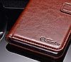 Кожаный чехол-книжка для Xiaomi Redmi S2 черный, фото 4