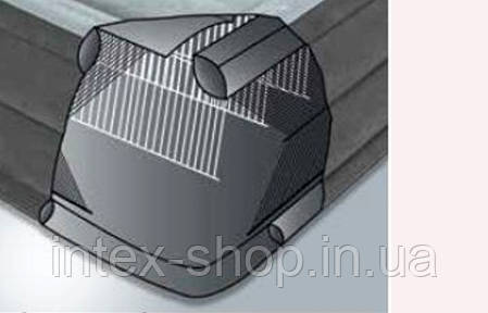 Надувная кровать Intex Comfort Plush Mid Rise Airbed 67770, (203x152x33см), фото 2