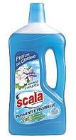 Засіб для миття підлоги Scala Pavimenti e Piastrelle Geranio e Violeta Blu 1L