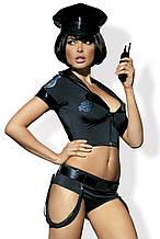 Ігровий костюм Police dress 5 in 1 від Obsessive
