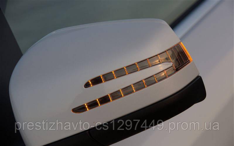 Зеркала на Mercedes GL450 (2006-...)  - рестайлинг