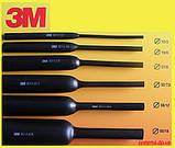 Термоусаживаемые трубки 3М™ Серии MDT-A 38/12 С клеевым слоем 1 метр Черная, фото 2