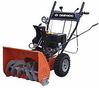 Бензоснегоуборщик Daewoo DAST 600 (6,0 л.с.)