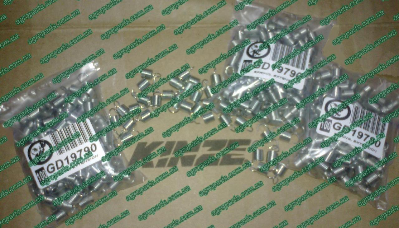 Пружина GD19790 KINZE GD6501 пружины В31551 Кинзе 19790 з/ч 807-129 Кинза d6501 spring