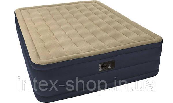 Надувная кровать Intex 67710, 203 cм х 152 см.