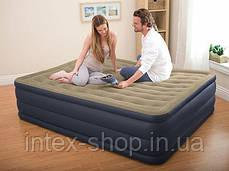 Надувная кровать Intex 67710, 203 cм х 152 см., фото 2