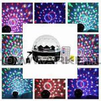 BIG Светодиодный прибор BIG BM-LED Magic Ball (MP3)