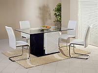 Стеклянный стол Halmar Preston