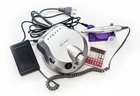 Аппарат для маникюра  ZS-601 (60 Вт, 35000 об.) серебро