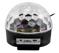 Involight Светодиодный прибор Involight LED Magic Ball Light (MP3 player)