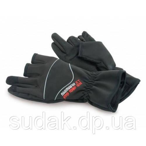 CAHXE2XL перчатки неопреновые Shimano