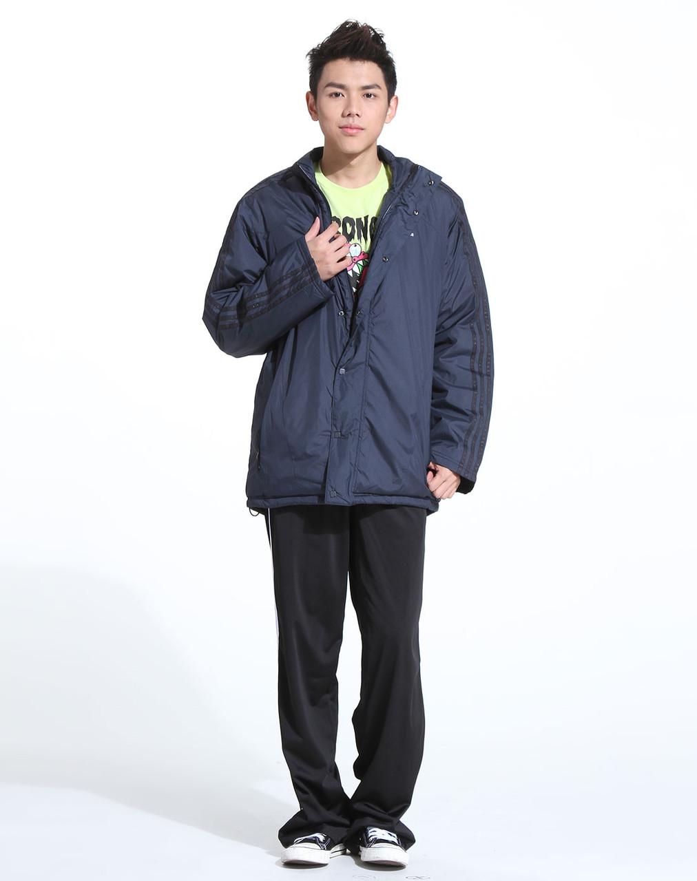 Куртка зимняя спортивная, мужская Adidas 365 P.Jacket climaproof P91583 адидас