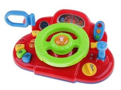 Детский игровой руль Limo Toy Автотренажер