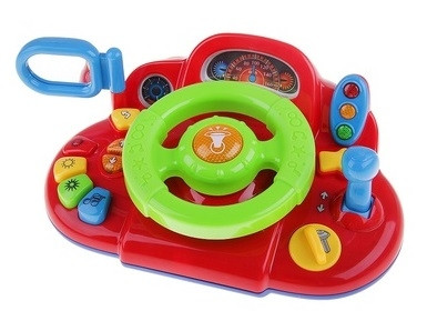 Детский игровой руль Limo Toy Автотренажер - Интернет-магазин mami.kiev.ua (098) 560-72-22 в Киеве
