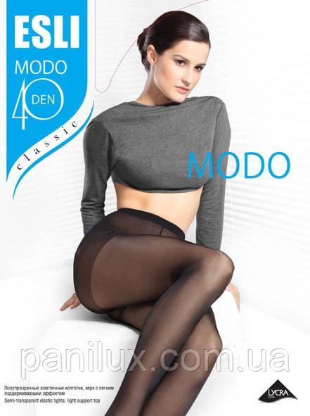 """Колготки жіночі Modo 40 Den TM """"ЯКЩО"""" 5-6 р."""