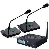 Takstar Беспроводная система конференц связи TAKSTAR DG-100R