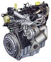 Двигатель 1.5 dci
