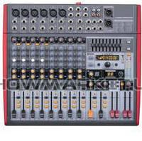 BIG Активный микшерный пульт BIG AMP1400 + FX12MP3+EQ