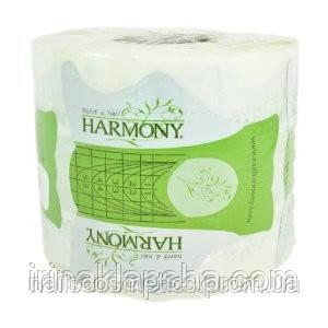 01208 HARMONY NAIL FORMS 300 шт- бумажные одноразовые формы для ногтей