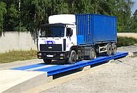 Весы автомобильные ВА-60 (60 тонн)