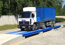 Ваги автомобільні ВА-60 (60 тонн)