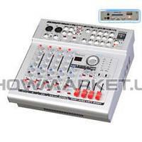 BIG Активный микшер BIG PMX4D 2*150W MP3-USB