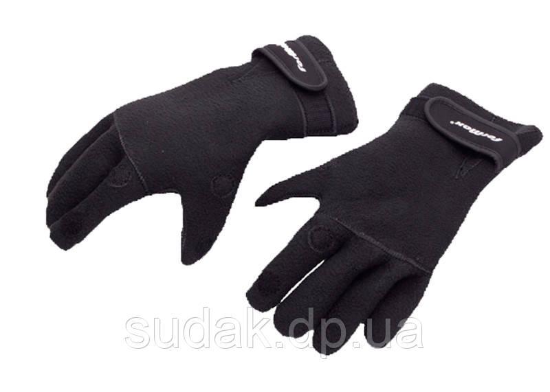 Formax Перчатки неопреновые верх флис (откр 2 пальца) L