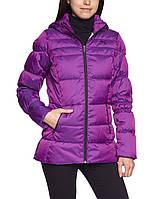 Пуховик спортивный, женский Puma CA Style Down Winter Coatt Blackberry art. 825706 33 пума