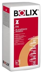 Клей для системи утеплення Bolix Z на пінополістиролі, 25кг