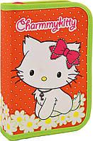 """Пенал-книжка Чарммикитти (модель 530761), ТМ """"1 вересня"""""""