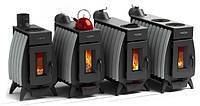 Огонь - батарея отопительная воздухогрейная варочная печь нового поколения