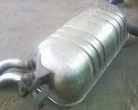 Глушитель Мерседес- Бенц W210, фото 1