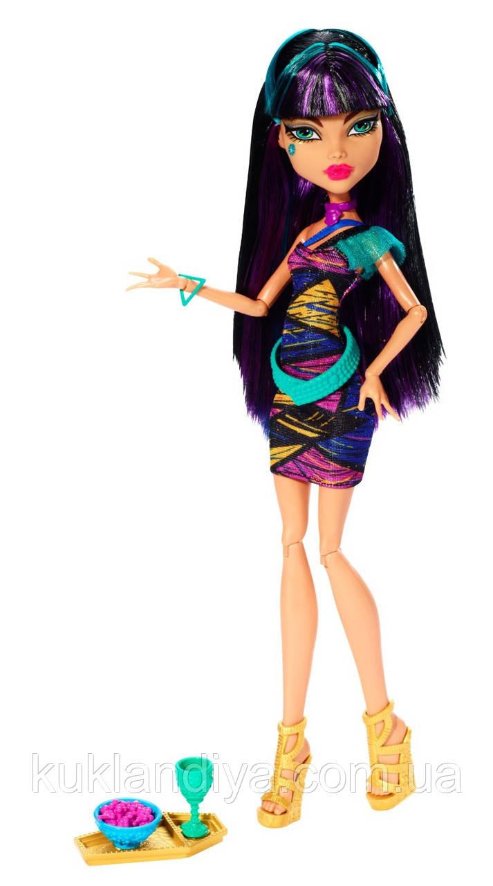 Кукла Monster High Клео Де Нил серия Крипатерия - Creepateria Cleo de Nile
