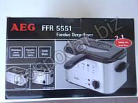 Фритюрница Aeg FFR 5551, фото 1