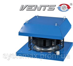 Крышные вентиляторы ВЕНТС ВКГ с горизонтальным выбросом воздуха (фото)