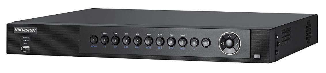 Видеорегистратор 8-ми канальный HD-TVI Hikvision DS-7208HQHI-SH