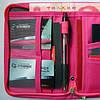 Многофункциональный органайзер для путешествий и командировок Air (розовый), фото 2