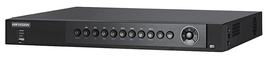 Видеорегистратор 4-х канальный HD-TVI Hikvision DS-7204HQHI-SH, фото 2