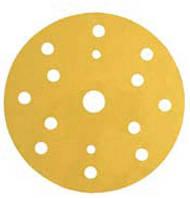 Абразивные круги диски  Norton Gold A296 150мм х 15 отв.