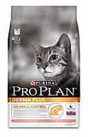 Pro Plan Derma Plus Salmon корм для кошек с чувствительной кожей
