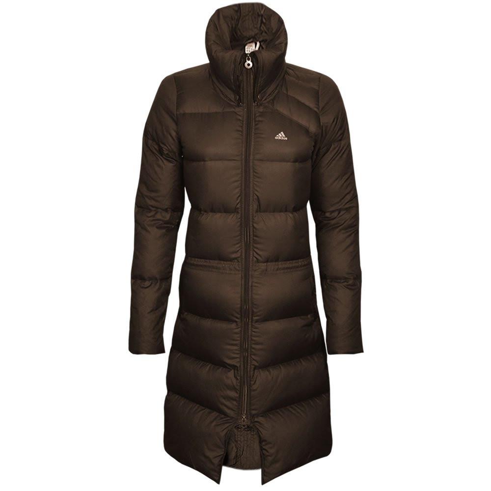Пальто пуховик спортивный, женский Adidas Damen Mantel J LGTW DOWN COAT art. 082141 адидас