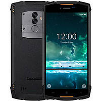 Защищенный смартфон Doogee S55 Orange 4/64gb ip68 MediaTek MT6750T 5500 мАч, фото 2