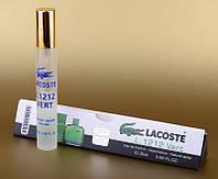 Мужская туалетная вода с феромонами Lacoste Eau De Lacoste L.12.12 Vert 20ml (в треугольнике) ASL