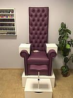 "Кресло для педикюра ""Трон"""