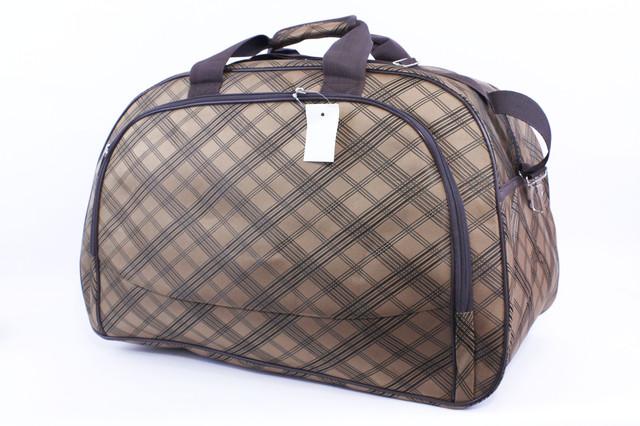 Дорожная женская сумка 123-1 (60см)