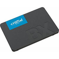 Жорсткий диск внутрішній SSD 240Gb Crucial BX500 (CT240BX500SSD1)