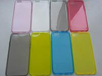 Силиконовые ультратонкие чехлы для iphone 6 6S